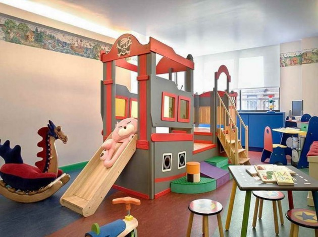 16 Entertaining Child's Room Designs That No One Can Resist Them