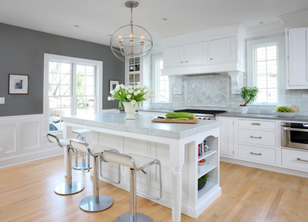 16 Excellent Examples Of Gray In Your Interior Design