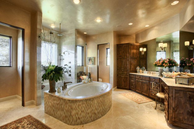 Beautiful Master Bathroom Ideas: 20 Most Popular Master Bathroom Designs For 2015