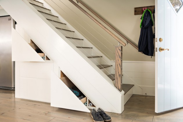 20 Super Practical Extra Storage Ideas With Using Under The Stairs Drawers