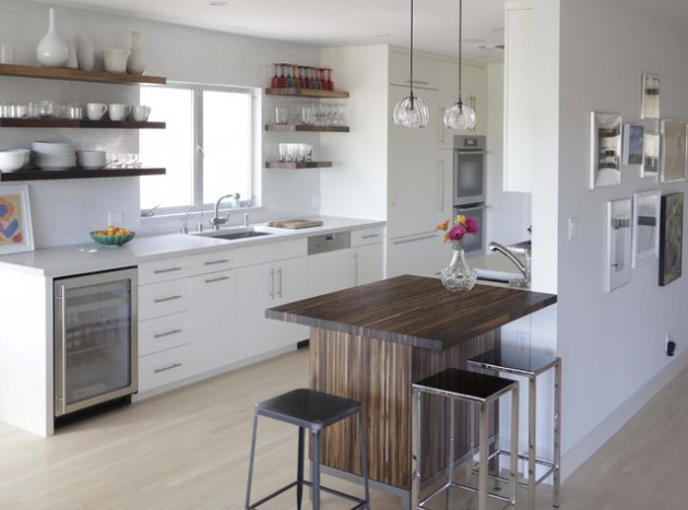 19 Inspirational Examples That Will Help You To Efficiently Use The Space In Your Home