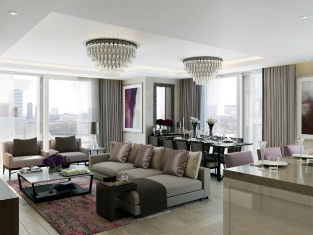 16 Divine Crystal Chandeliers To Adorn Your Living Room