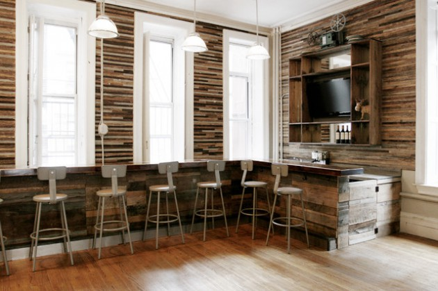 Interior Designs With Reclaimed Wood