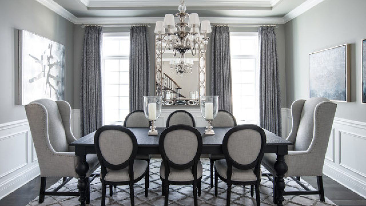 17 Remarkable Dining Room Curtains For, Nice Dining Room Curtains