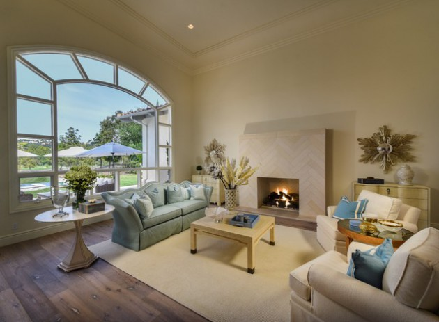 15 Elegant Transitional Living Room Designs You'll Love Relaxing In