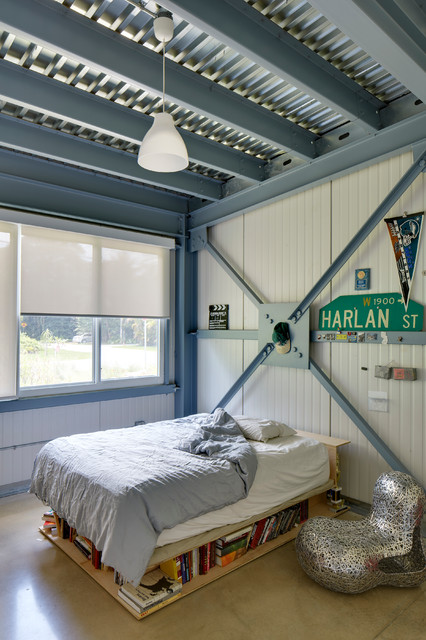 15 Extraordinary Industrial Kids' Room Designs To Accommodate Your Kids