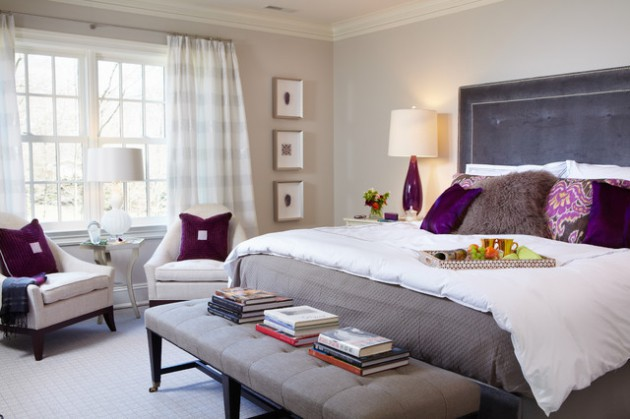 15 Fantastic Transitional Bedroom Designs You're Going To Enjoy!