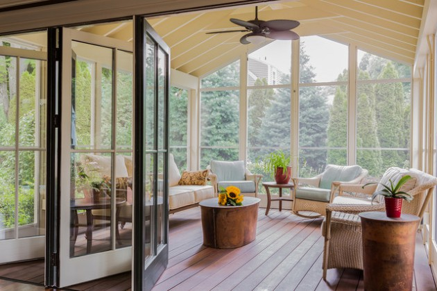 16 Appealing Traditional Porch Designs Youll Enjoy Every Day