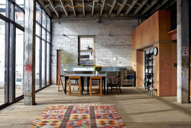 16 Extraordinary Industrial Kitchen Designs Youll Fall In Love With
