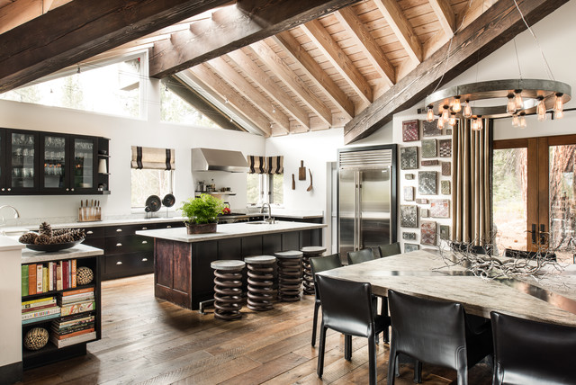 16 Extraordinary Transitional Kitchen Designs That Will ...