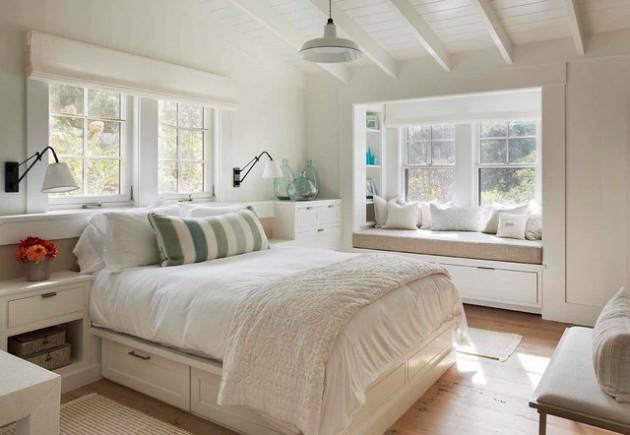 17 Cozy Beach Style Bedrooms That Everyone Will Love