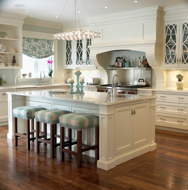 18 Beautiful Bright Kitchen Design Ideas To Serve You As ...