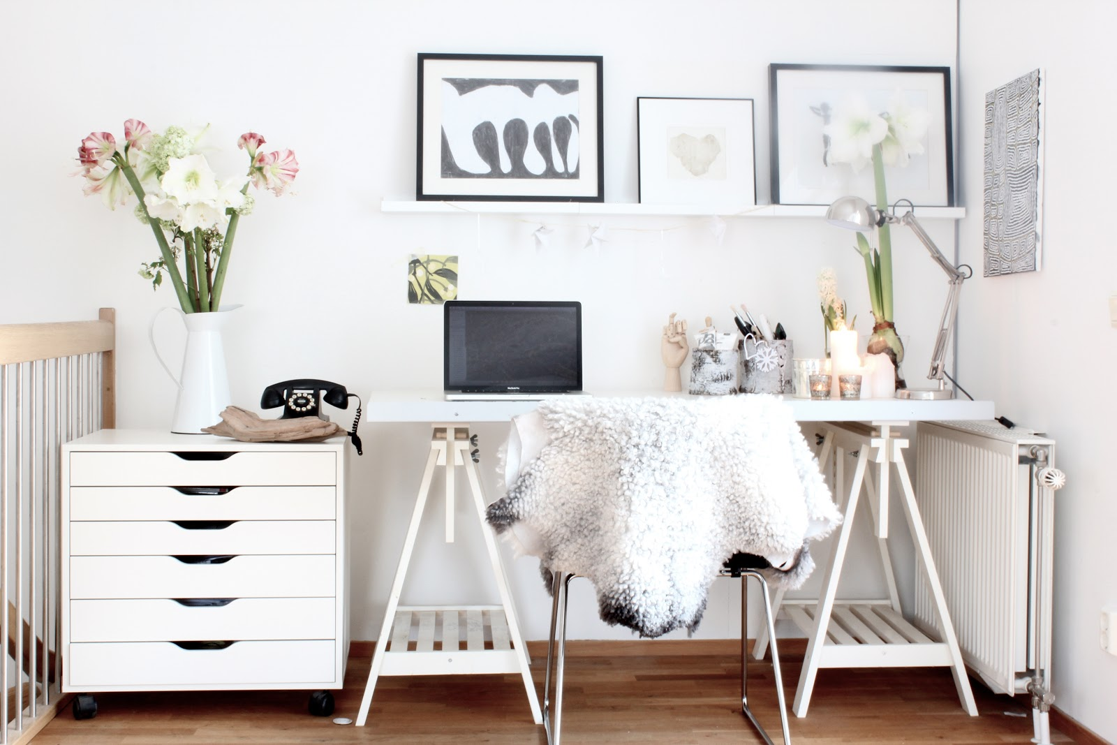 Superieur 17 Scandinavian Home Office Designs That Abound With Simplicity U0026 Elegance