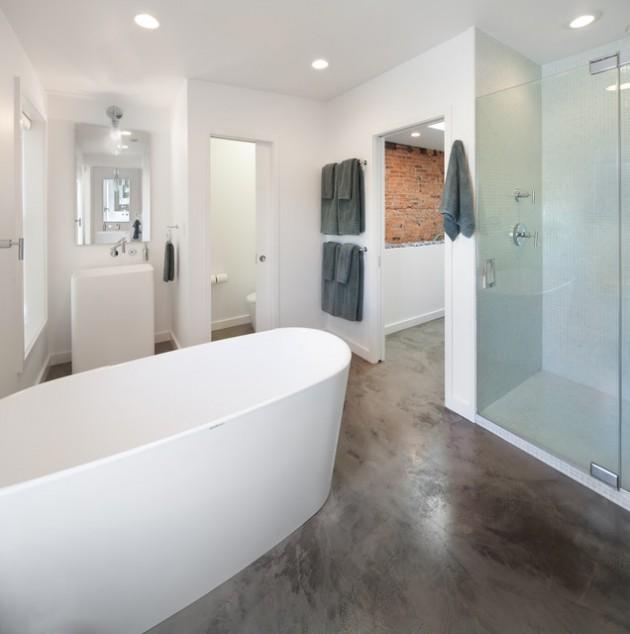 17 Astonishing Industrial Bathroom Designs You Wont Regret Seeing