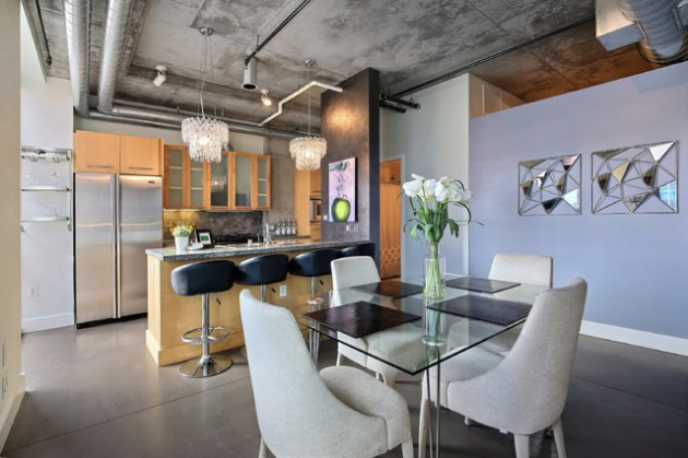 17 Dazzling Industrial Dining Room Interior Designs That Will Amaze You