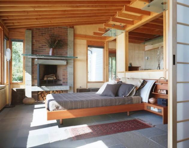 rustic bedroom daily interior design inspiration | 17 Incredible Industrial Bedroom Interior Designs For Your ...