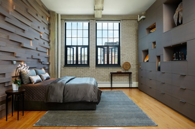17 Incredible Industrial Bedroom Interior Designs For Your ...