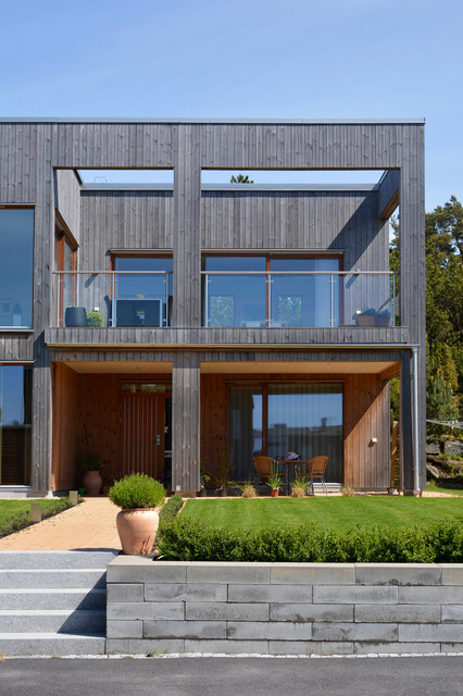 17 Outstanding Industrial Home Exterior Designs Youll Be Amazed Of