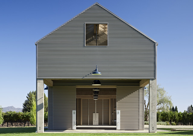 17 Outstanding Industrial Home Exterior Designs You'll Be ...
