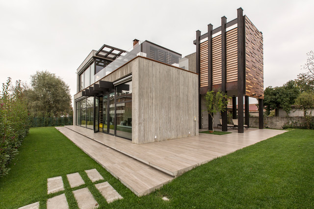 17 Outstanding Industrial Home Exterior Designs You Ll Be