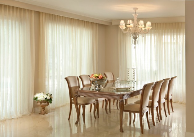 17 Remarkable Dining Room Curtains For Delightful Atmosphere on Dining Room Curtains  id=65651