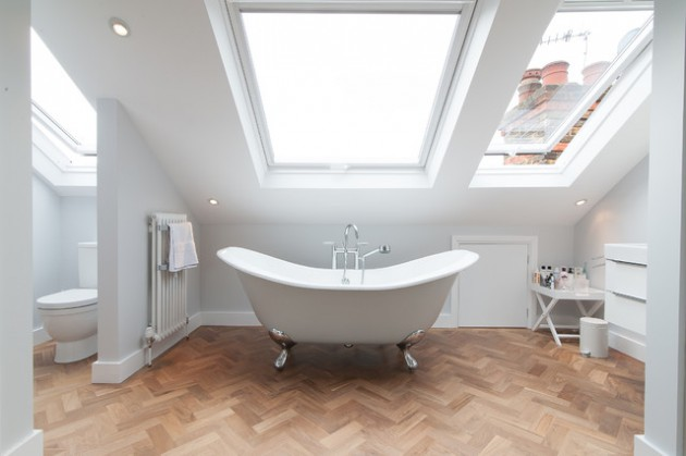 Parquet Flooring In Your Home 17 Beautiful Examples