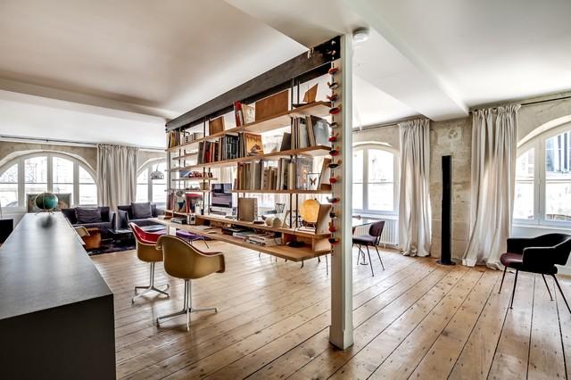 Mezzanine Loft Design