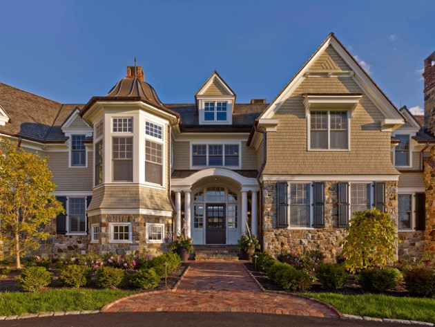 18 Glamorous Traditional Home Exterior Designs You Wont Be Able To Take Your Eyes Off