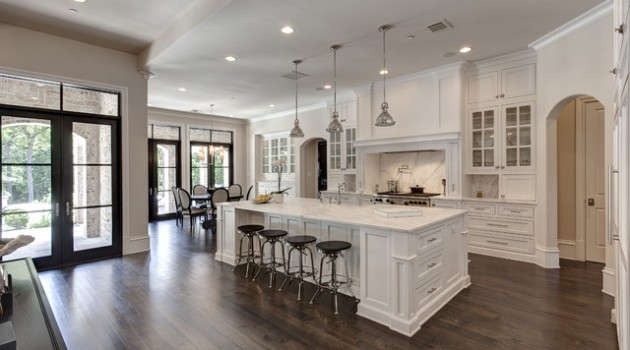 18 Beautiful Bright Kitchen Design Ideas To Serve You As Inspiration