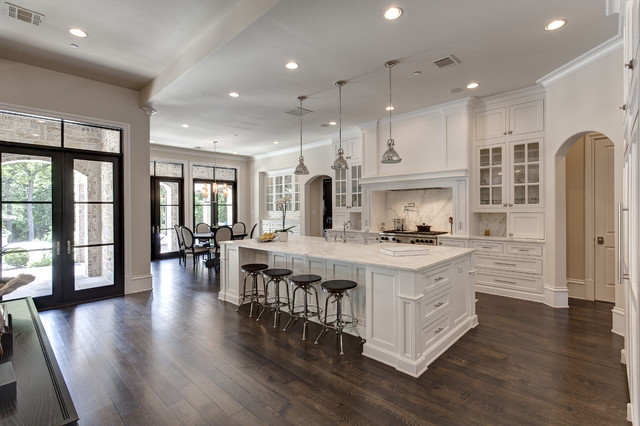 18 beautiful bright kitchen design ideas to serve you as inspiration - Cool bright design homes ...