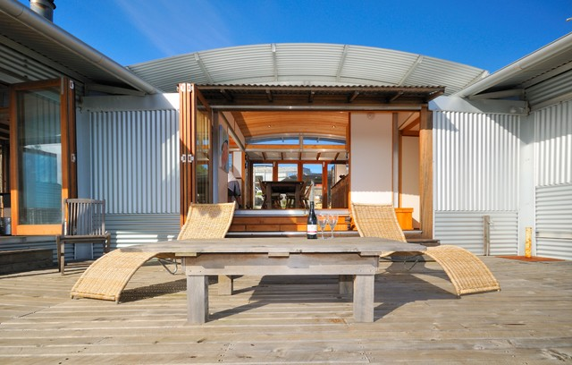 West End Beach House And Cabin. 20 Appealing Outdoor Designs ...