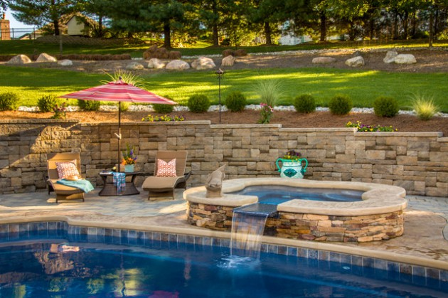 20 Attractive Traditional Swimming Pool Designs Youll Instantly Want To Own