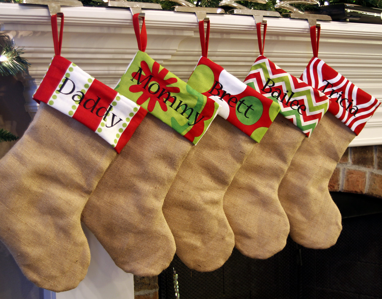 handmade christmas stocking ideas that will make great festive