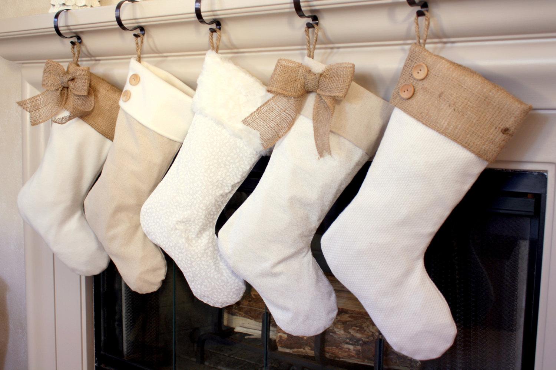 20 Handmade Christmas Stocking Ideas That Will Make Great