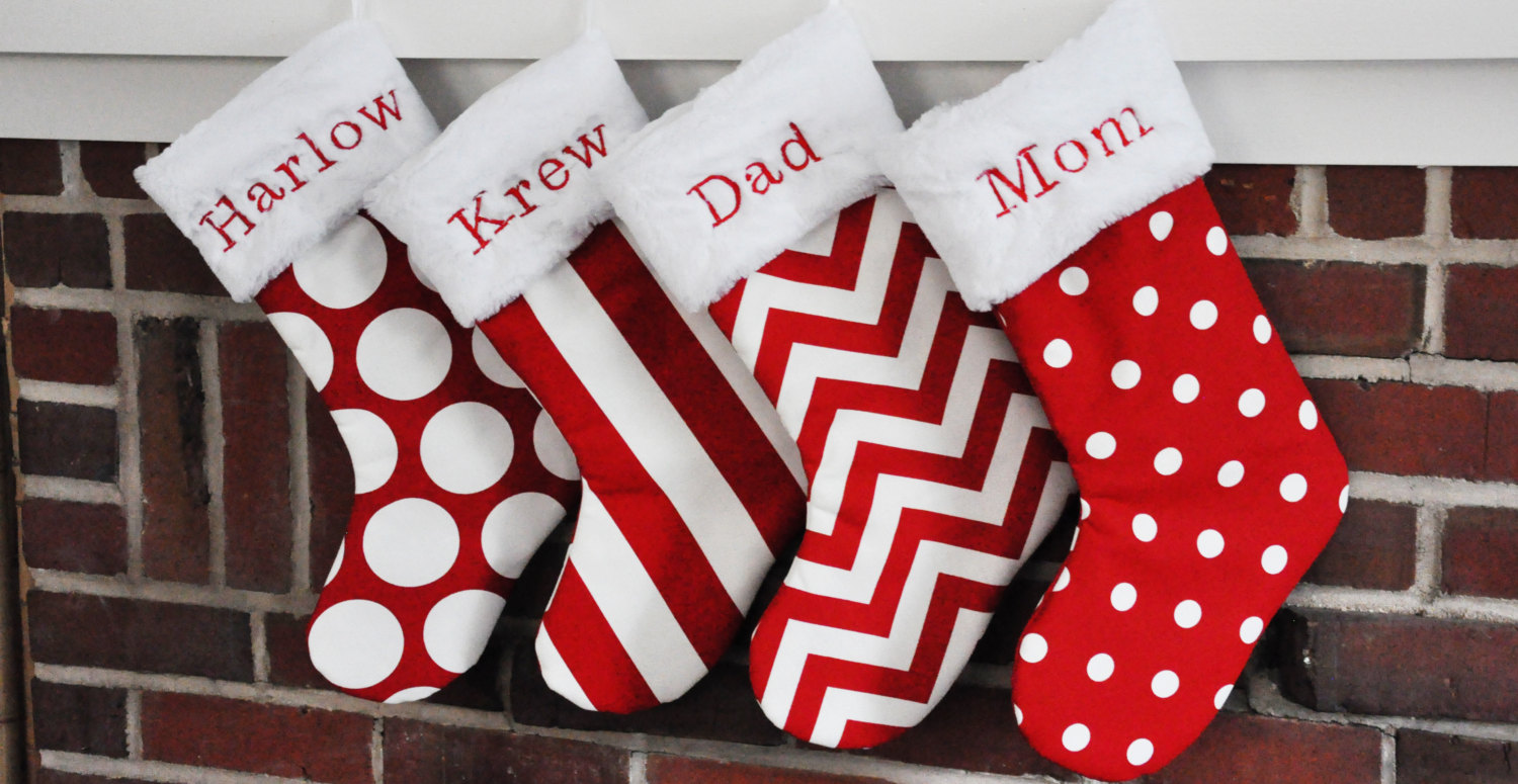 christmas stocking - Christmas Stocking Decorating Ideas