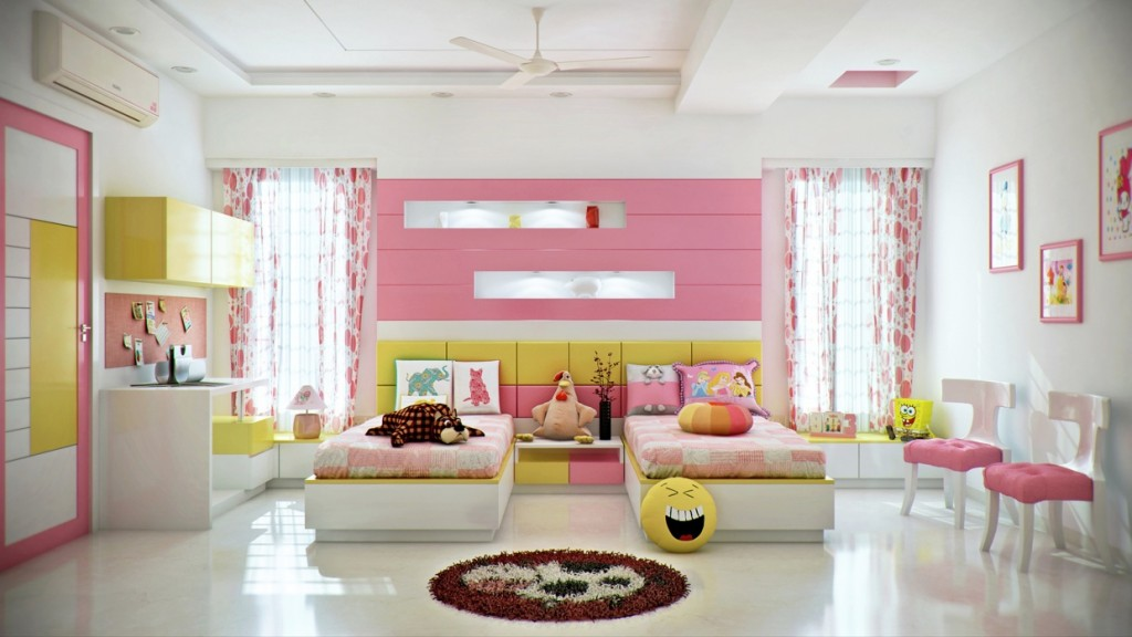 20 Modern Colorful Child\'s Room Designs That Will Delight Your Kids