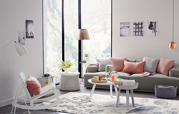 15 magnificent pastel living room designs that will catch for Sofa altrosa