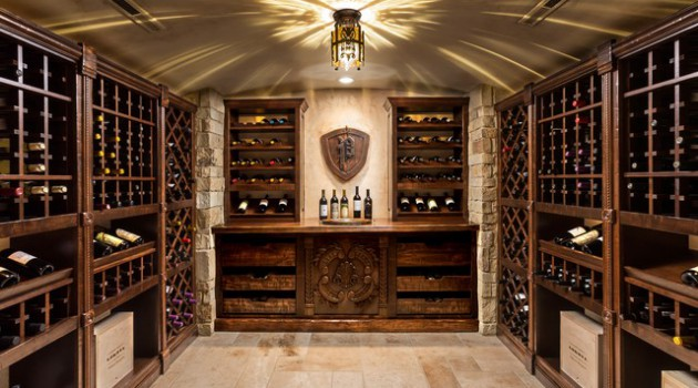 18 Charming Wine Cellar Designs That Will Attract Your Attention
