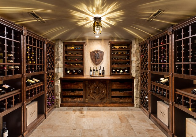 18 charming wine cellar designs that will attract your Cellar designs