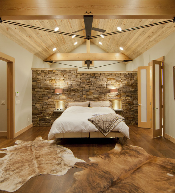Living Room Ideas: 16 Accent Brick Wall Designs For Beautiful Look Of The Bedroom