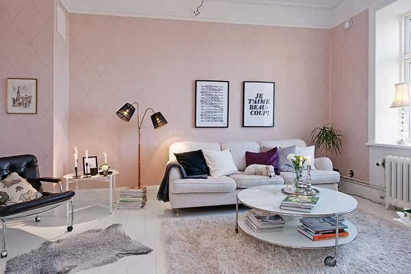 15 Magnificent Pastel Living Room Designs That Will Catch