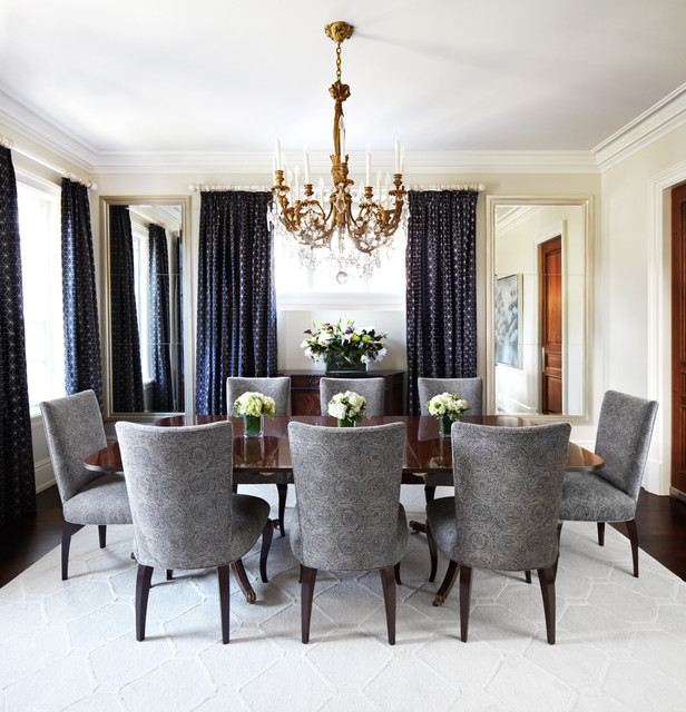 17 Remarkable Dining Room Curtains For Delightful Atmosphere on Dining Room Curtains  id=71284