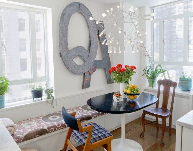 18 Super Functional Small Dining Rooms Which Abound With Elegance