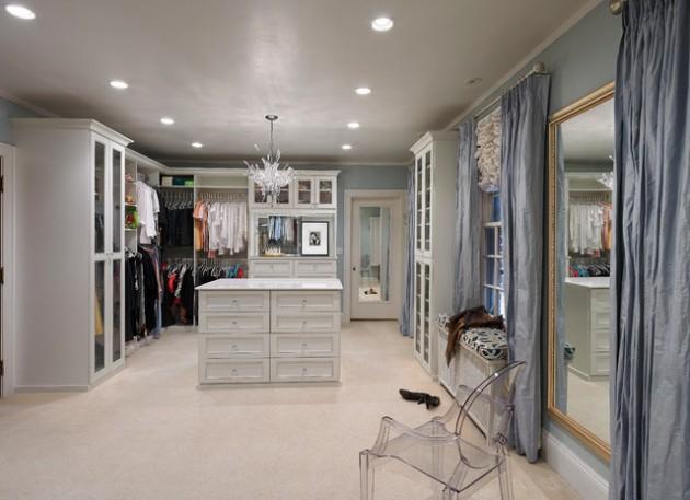 White Sunroom Bedroom