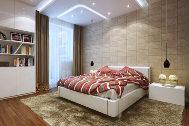 Wall Design Ideas Creative Bedroom