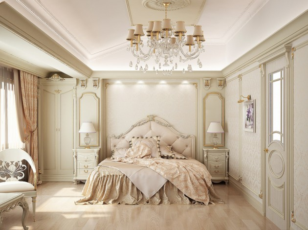 18 Crystal Chandelier Designs To Spice Up The Look Of Your Bedroom