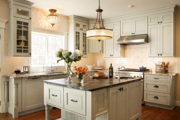 Traditional Kitchen Lighting Ideas