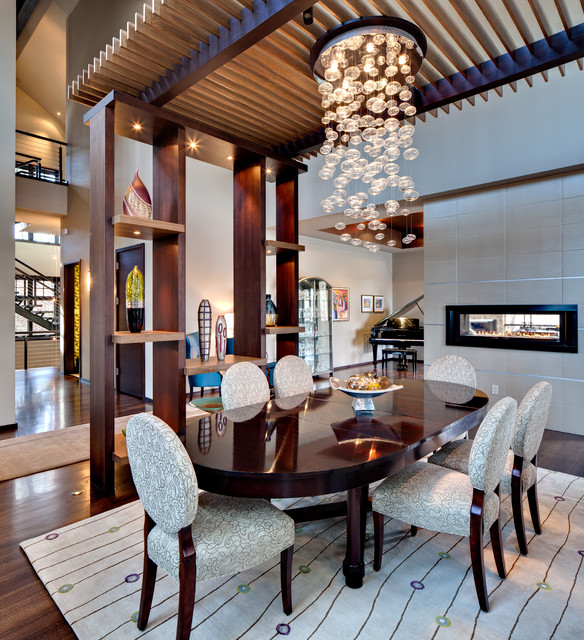 Most Popular Dining Room Chandelier: 20 Of The Most Popular Dining Room Designs For 2015