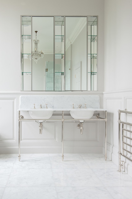 18 Beautiful Mirror Designs To Enter Diversity In The Bathroom