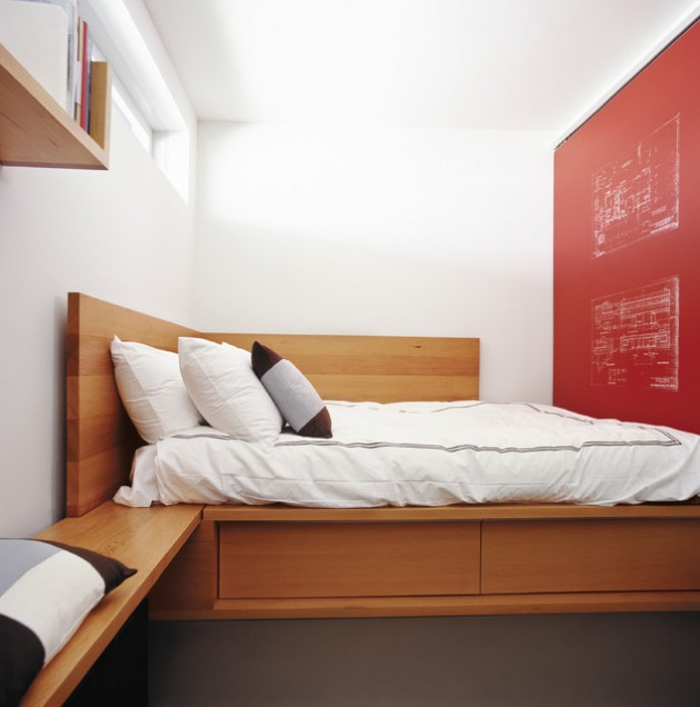 18 Functional Bed Designs With Drawers For Extra Storage Space